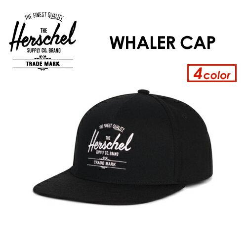 〔あす楽対応〕Herschel Supply,ハーシェルサプライ,キャップ,CAP,帽子●WHALER