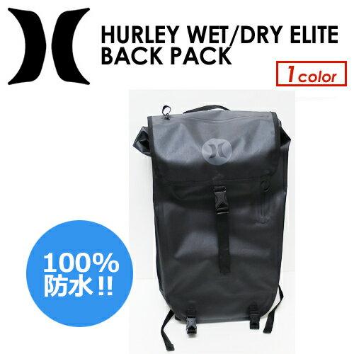 〔あす楽対応〕【送料無料】Hurley,ハーレー,バッグ,バッグパック,防水,ウェットバッグ●HURLEY WET/DRY ELITE BACKPACK HZQ043