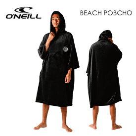 O'NEILL オニール サーフィン タオル ポンチョ 着替え マイクロファイバー●BEACH PONCHO ビーチポンチョ 619-933