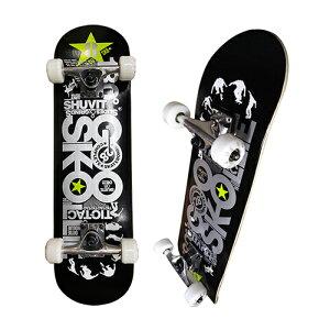 送料無料高品質ゴースケートスケートボードコンプリート子供用キッズ●GOsk828インチ