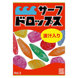 サーフィン DVD SURF FOOD サーフフード メール便対応可●サーフドロップス Vol.2