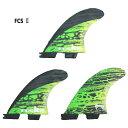 FCS2 FIN/エフシーエス2 MB PC CARBON GREEN MEDIUM TRI-FIN LOST/ロスト MAYHEM/メイヘム MATT BIO...