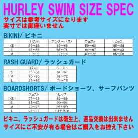 HURLEY/ハーレー新作レディースBIKINITODYEFORLINEDCROPTOP/BOYSHORTPUR女性用水着ビキニ