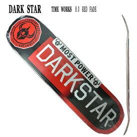 移転セール!値下げしました!DARK STAR/ダークスター TIMEWORKS RHM REDFADE 8.0 DECK スケボー スケートボードデッキ SK8