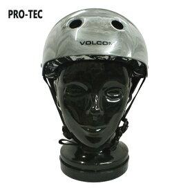 PRO-TEC/プロテック CLASSIC SKATE HELMET VOLCOM COSMIC MATTER スケートヘルメット SKATEBOARDS SK8用 大人用 ボルコム