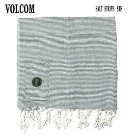 値下げしました!VOLCOM/ヴォルコム ボルコム SALT STRIPE BLANKET STH ブランケット ひざ掛け ラグ