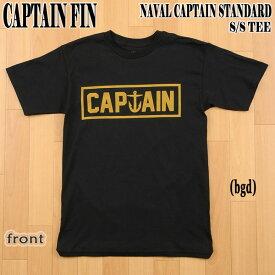 CAPTAINFIN/キャプテンフィンNAVALCAPTAINSTANDARDS/STEEBGDメンズTシャツ男性用