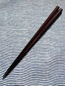 大黒屋江戸木箸八角箸 春慶塗り(大サイズ)