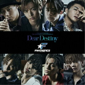 CD/Dear Destiny/FANTASTICS from EXILE TRIBE/RZCD-86908