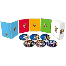 BD/トイ・ストーリー:4ムービー・コレクション(Blu-ray) (本編Blu-ray4枚+本編DVD1枚+特典Blu-ray1枚) (数量限定版)/ディズニー/VWBS-6949 [11/2発売]