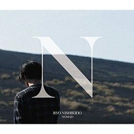 【取寄商品】 CD/NOMAD (CD+DVD) (初回限定盤A)/錦戸亮/NOMAD-1 [12/11発売]
