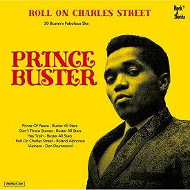 LP(30cm)/Roll On Charles Street - Prince Buster Ska Selection(2020年1月中旬発売予定)/プリンス・バスター/RSPBLP-1