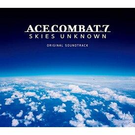 【取寄商品】 CD/エースコンバット7 スカイズ・アンノウン オリジナルサウンドトラック/ゲーム・ミュージック/SRIN-1162