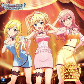 CD/THE IDOLM@STER CINDERELLA GIRLS STARLIGHT MASTER for the NEXT! 03 Gossip Club/ゲーム・ミュージック/COCC-17703