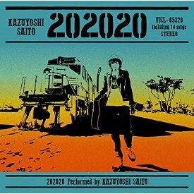 CD/202020 (通常盤)/斉藤和義/VICL-65320