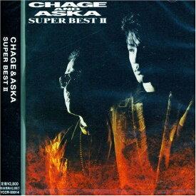 CD/SUPER BEST II/CHAGE&ASKA/YCCR-14