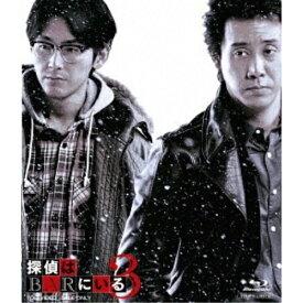 BD/探偵はBARにいる3 ボーナスパック(Blu-ray) (本編Blu-ray1枚+特典DVD2枚) (ボーナスパック版)/邦画/ASBD-1209