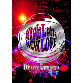 BD/B'z LIVE-GYM 2019 -Whole Lotta NEW LOVE-(Blu-ray)/B'z/BMXV-5038