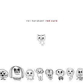 【取寄商品】 LP(30cm)/red curb (180グラム重量盤) (完全限定生産盤)/rei harakami/RINR-6 [3/25発売]