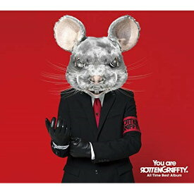 CD/You are ROTTENGRAFFTY (2CD+BONUS DISC) (歌詞付) (完全生産限定盤)/ROTTENGRAFFTY/VIZL-1747
