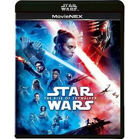 BD/スター・ウォーズ/スカイウォーカーの夜明け MovieNEX(Blu-ray) (本編Blu-ray+特典Blu-ray+本編DVD) (初回版)/洋画/VWES-6995