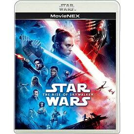 BD/スター・ウォーズ/スカイウォーカーの夜明け MovieNEX(Blu-ray) (本編Blu-ray+特典Blu-ray+本編DVD) (通常版)/洋画/VWES-6996
