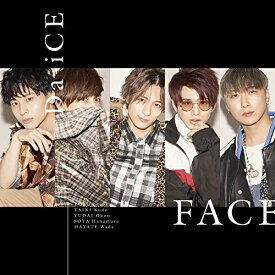 CD/FACE (CD+DVD) (初回限定盤A)/Da-iCE/UMCK-7057 [4/29発売]