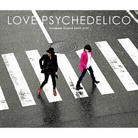 CD/Complete Singles 2000-2019 (歌詞付)/LOVE PSYCHEDELICO/VICL-65323