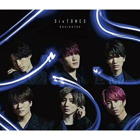 CD/NAVIGATOR (CD+DVD) (初回盤)/SixTONES/SECJ-6
