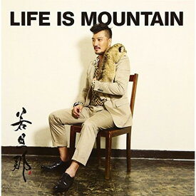 CD/LIFE IS MOUNTAIN (CD+DVD)/若旦那/AVCD-43018