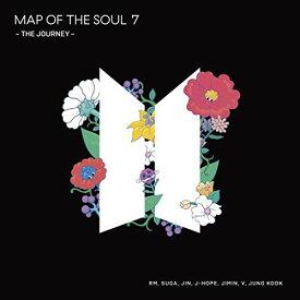 CD/MAP OF THE SOUL : 7 〜 THE JOURNEY 〜 (20P歌詞ブックレット) (通常盤)/BTS/UICV-1111