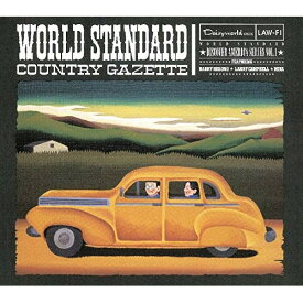★CD/COUNTRY GAZETTE/WORLD STANDARD/EGDS-77