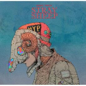 【お取り寄せ:入荷次第発送】CD/STRAY SHEEP (CD+Blu-ray) (初回限定盤/アートブック盤) (5thアルバム)/米津玄師/SECL-2592 [8/5発売]
