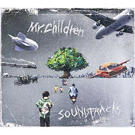 CD/SOUNDTRACKS (CD+Blu-ray) (初回限定盤B)/Mr.Children/TFCC-86734 [12/2発売]