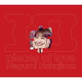 CD/30 pieces of love (2CD+Blu-ray) (歌詞付) (初回限定盤)/中島愛/VTZL-157