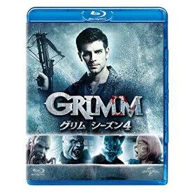 ★BD/GRIMM/グリム シーズン4 バリューパック(Blu-ray)/海外TVドラマ/GNXF-2296