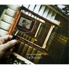 CD/イン・フォーカス? (限定盤)/トクマルシューゴ/PCD-18688
