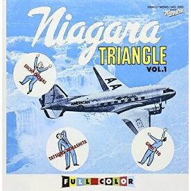 CD/ナイアガラ トライアングルVol.1/NIAGARA TRIANGLE/SRCL-5005