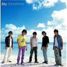 CD/Sky (CD+DVD)/東方神起/RZCD-45426