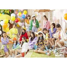 CD/Girls Revolution/Party Time! (CD+Blu-ray) (初回生産限定盤)/Girls2/AICL-4056