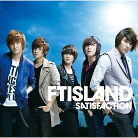 CD/SATISFACTION (CD+DVD(「SATISFACTION」MUSIC VIDEO、SPECIAL FEATURE収録)) (初回限定盤A)/FTISLAND/WPZL-30269