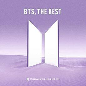 CD/BTS, THE BEST (36P歌詞ブックレット) (通常盤)/BTS/UICV-9336