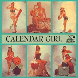 CD/カレンダー・ガール (紙ジャケット) (限定盤)/ジュリー・ロンドン/UCCQ-9593 [9/22発売]