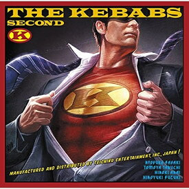 CD / THE KEBABS / セカンド (通常盤) / TECI-1745