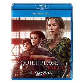 ★BD / 洋画 / クワイエット・プレイス 破られた沈黙(Blu-ray) (Blu-ray+DVD) / PJXF-1483
