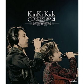 BD/KinKi Kids Concert 20.2.21 -Everything happens for a reason-(Blu-ray) (通常版)/KinKi Kids/JEXN-100