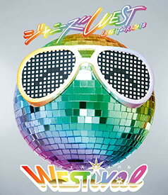 BD/ジャニーズWEST LIVE TOUR 2018 WESTival(Blu-ray) (通常版)/ジャニーズWEST/JEXN-104