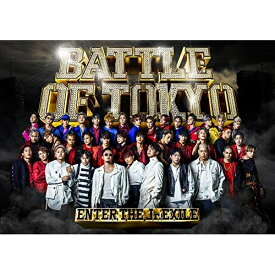 CD/BATTLE OF TOKYO 〜ENTER THE Jr.EXILE〜 (CD+DVD) (初回生産限定盤)/GENERATIONS,THE RAMPAGE,FANTASTICS,BALLISTIK BOYZ from EXILE TRIBE/RZCD-86859