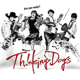 CD/Are you ready? (CD+DVD) (初回生産限定盤)/Thinking Dogs/SRCL-9362