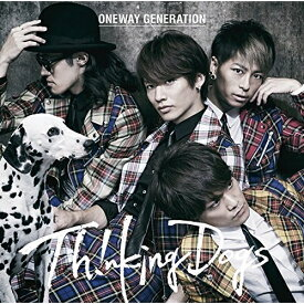 CD/Oneway Generation (通常盤)/Thinking Dogs/SRCL-9550